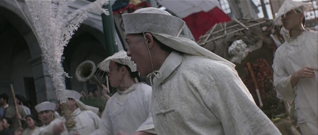 Erase Una Vez En China 2 [m720p][Trial Lat/Cas/Chi][Accion](1992)