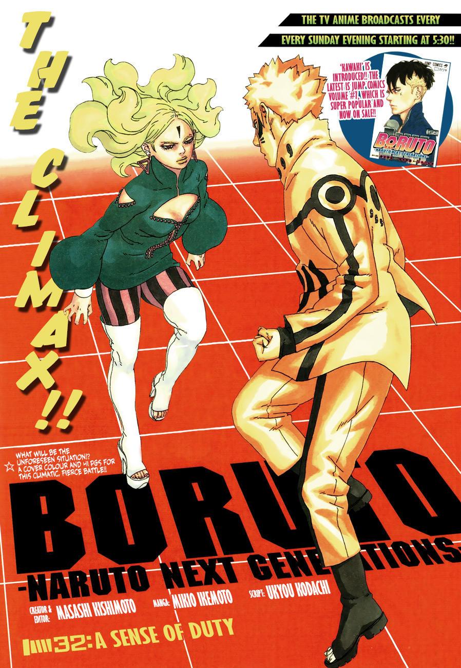 Uzumaki Boruto Chap 32 . Next Chap Chap 33 raw