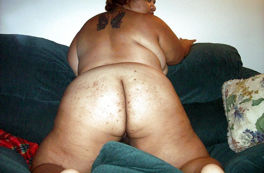 Older black hairy women-3978