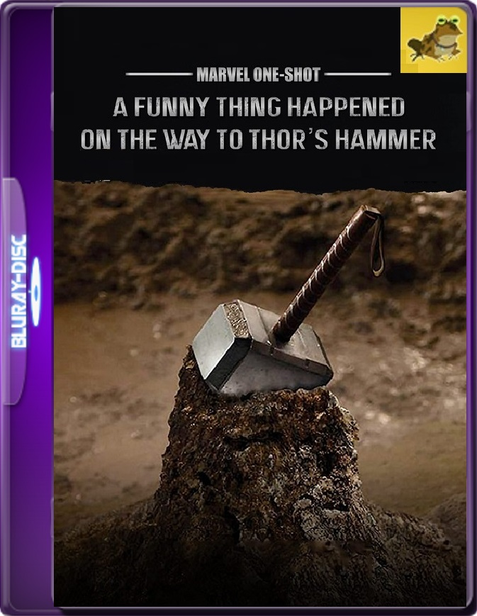 Marvel One-Shot: A Funny Thing Happened On The Way To Thor's Hammer (2011) Brrip 1080p (60 FPS) Inglés Subtitulado