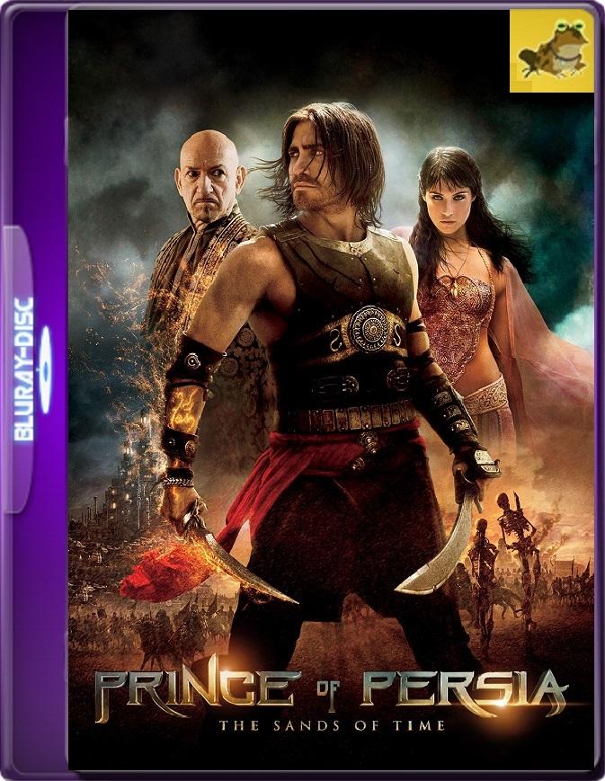 El Príncipe De Persia: La Arenas Del Tiempo (2010) WEB-DL 1080p (60 FPS) Latino / Inglés