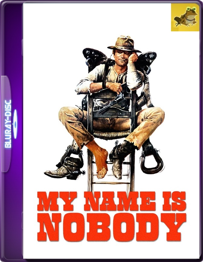 Mi Nombre Es Ninguno (1973) Brrip 1080p (60 FPS) Latino / Inglés