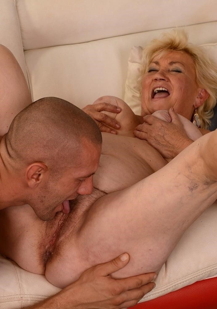 Old women sex with yung boy-2590