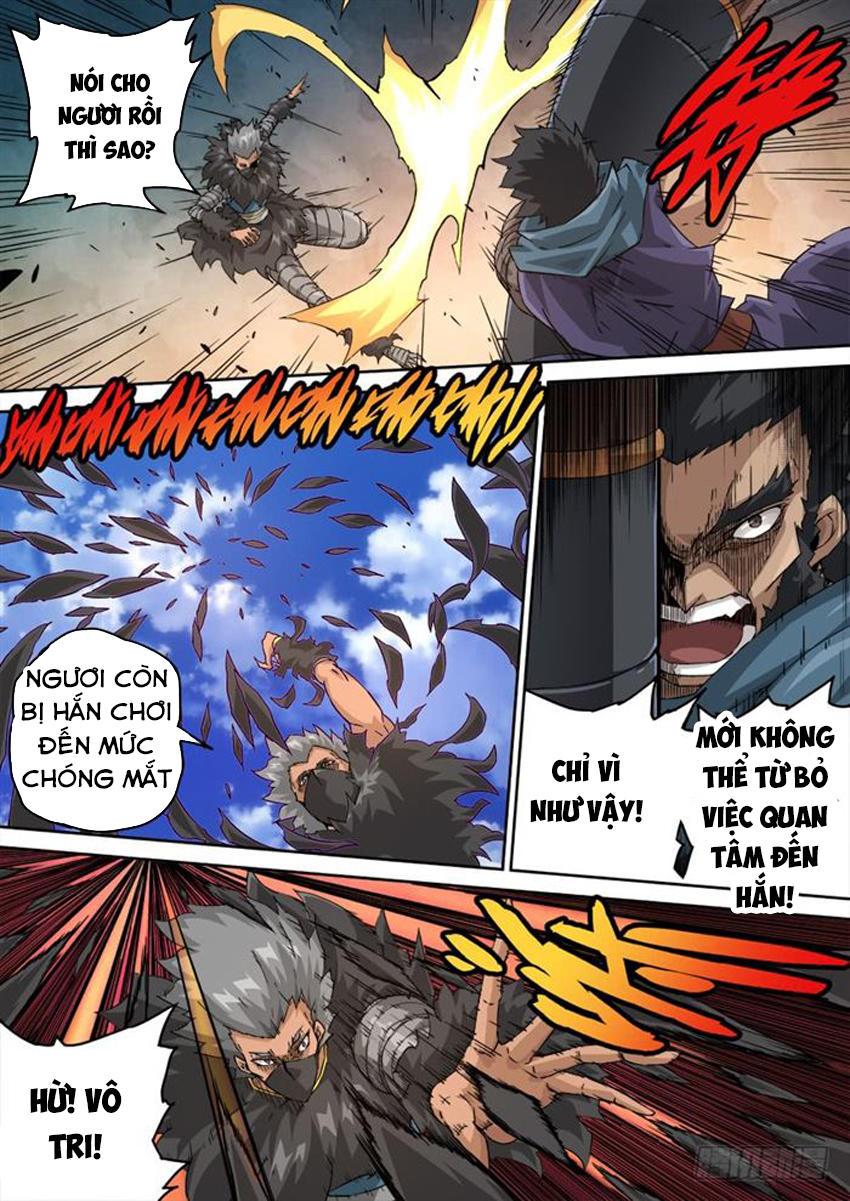 Quyền Bá Thiên Hạ Chapter 224