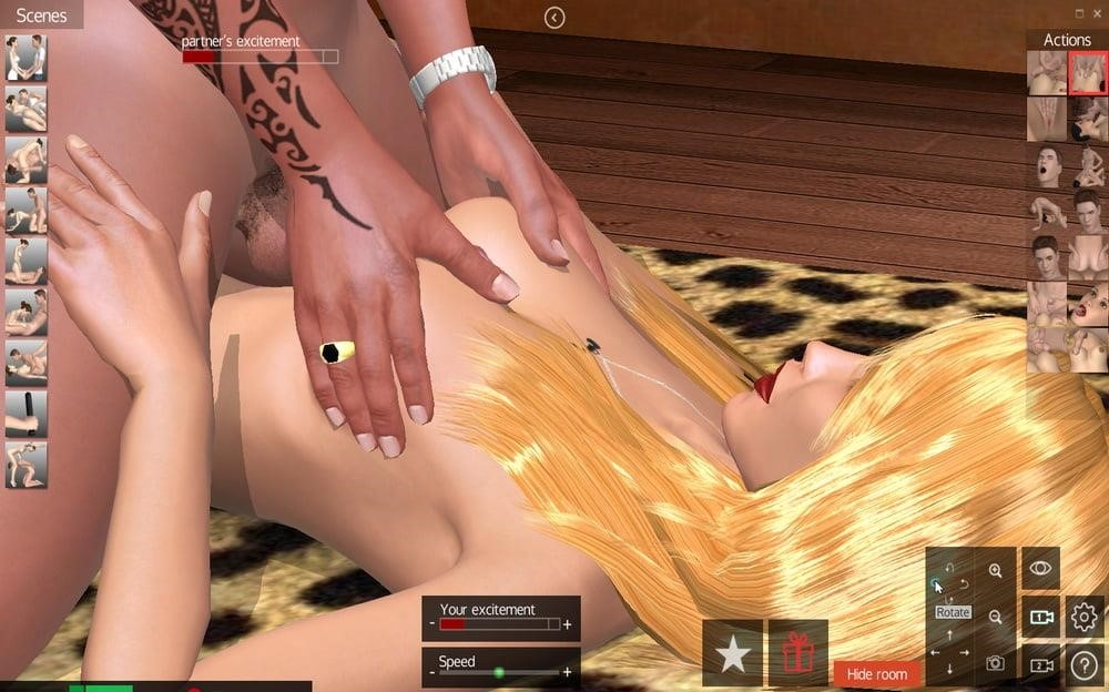 African adult sex-2292