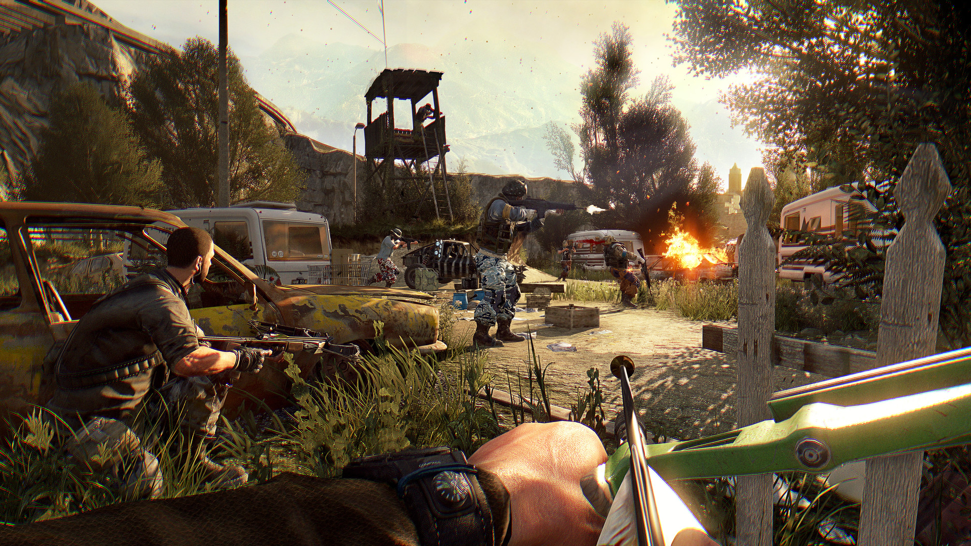 Dying Light: The Following – Enhanced Edition Captura 2