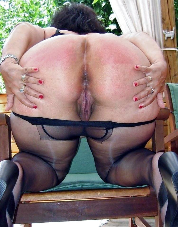 Big butt mature anal porn-4982