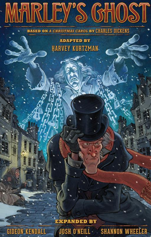 Harvey Kurtzman's Marley's Ghost (2017)