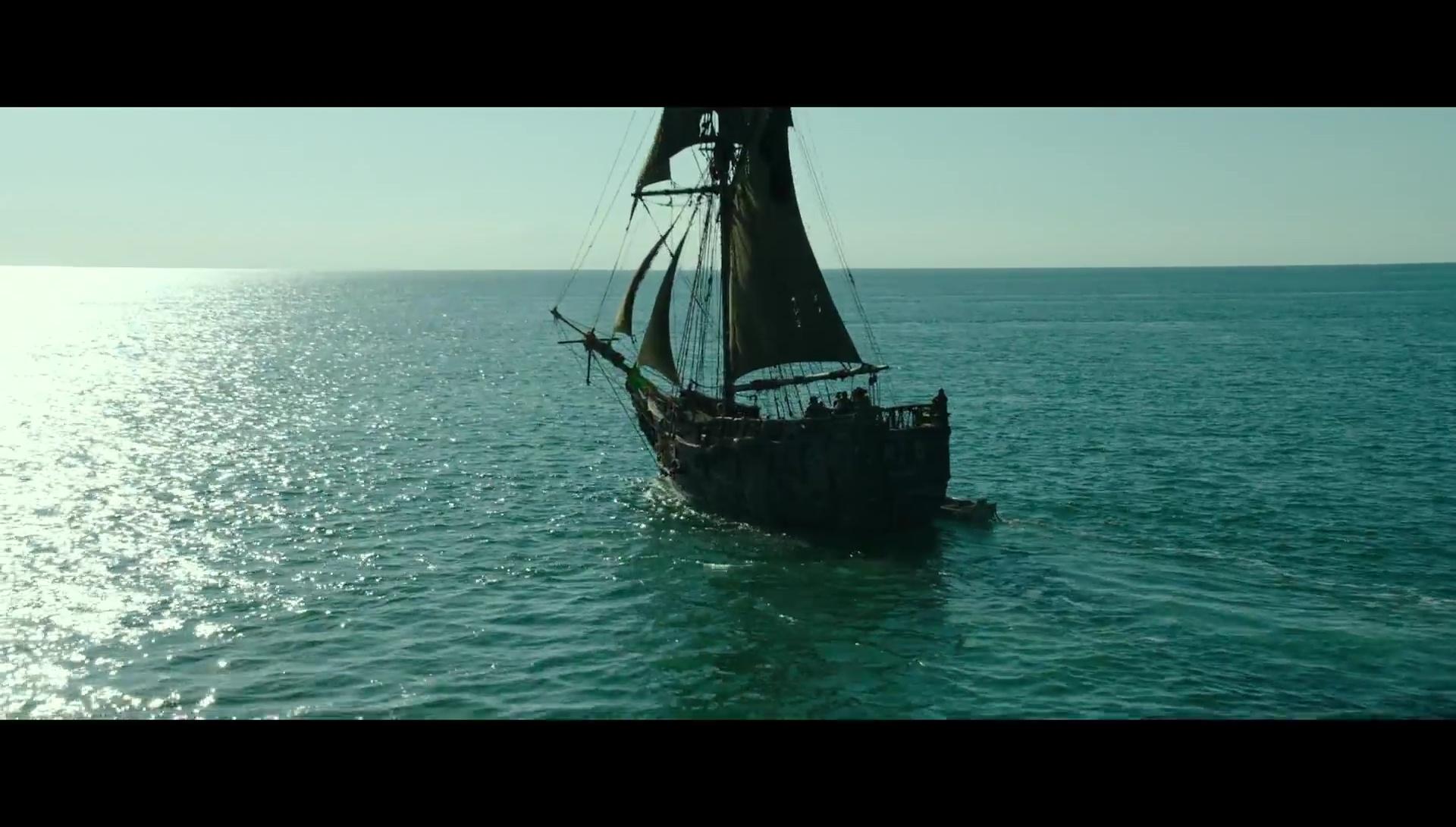 Piratas Del Caribe 5 1080p Lat-Cast-Ing 5.1 (2017)