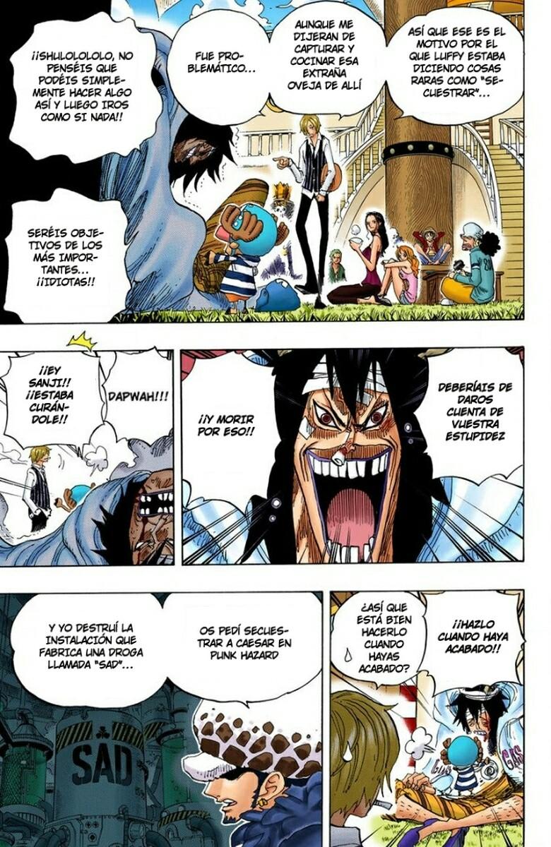 One Piece Manga 698-699 [Full Color] [Punk Hazard] PgKUFdoQ_o