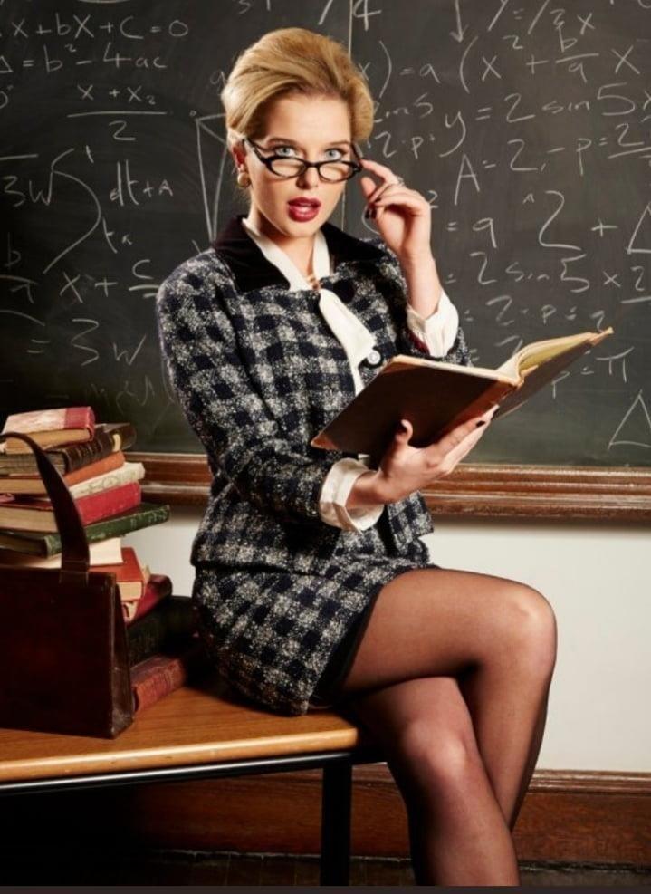 Schoolgirl teacher anal-6940