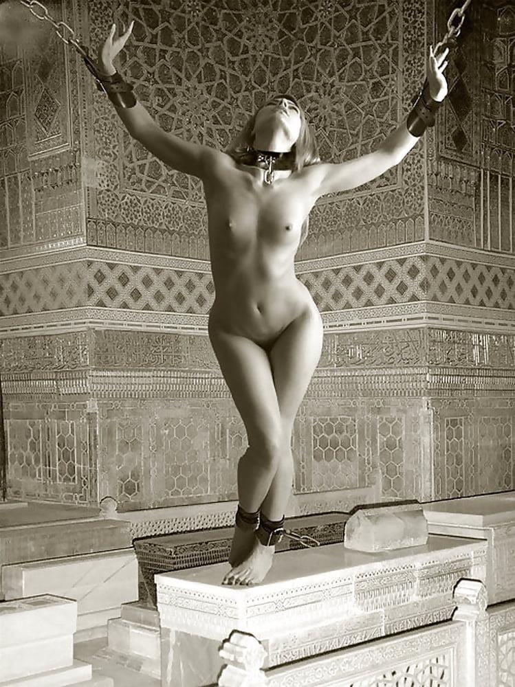 Hijab bondage porn-3354
