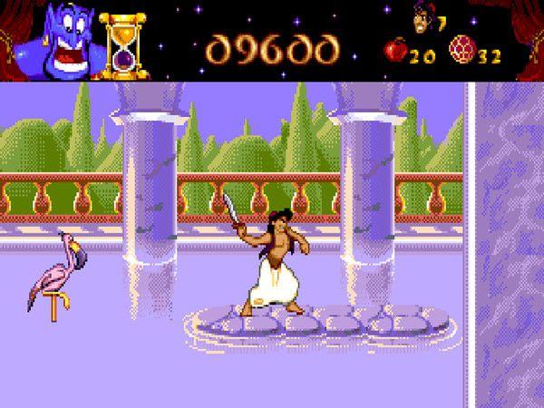 Disney Aladdin Captura 3