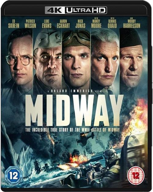 Midway (2019) MULTi.REMUX.2160p.UHD.Blu-ray.HDR.HEVC.ATMOS7.1-DENDA / LEKTOR i NAPISY PL
