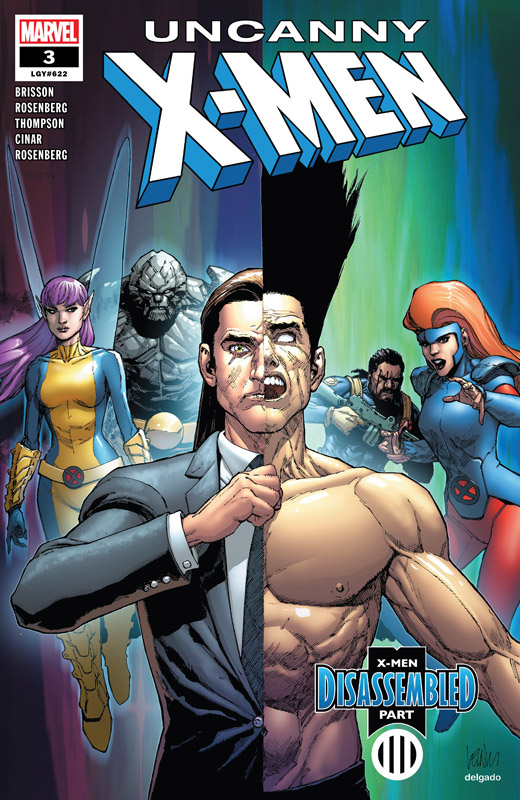 Uncanny X-Men Vol.5 #1-14 + Director's Edition 001 + Annual (2019)