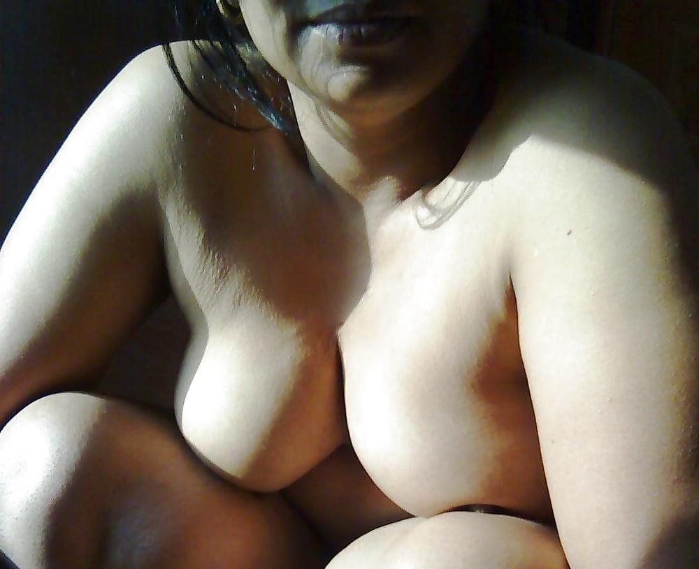 Nude beach sun bath-5676