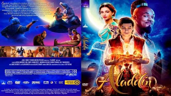 Aladdin (2019) BRRip Full 1080p Audio Trial Latino-Castellano-Ingles