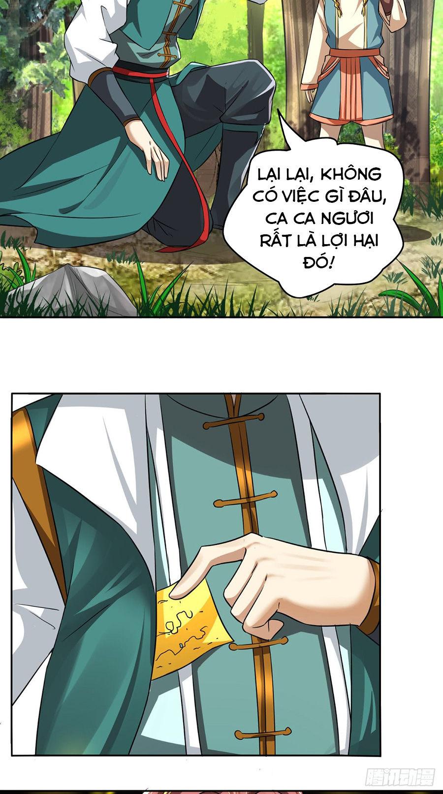 Tu Thiên Truyện Chapter 12 - Trang 39