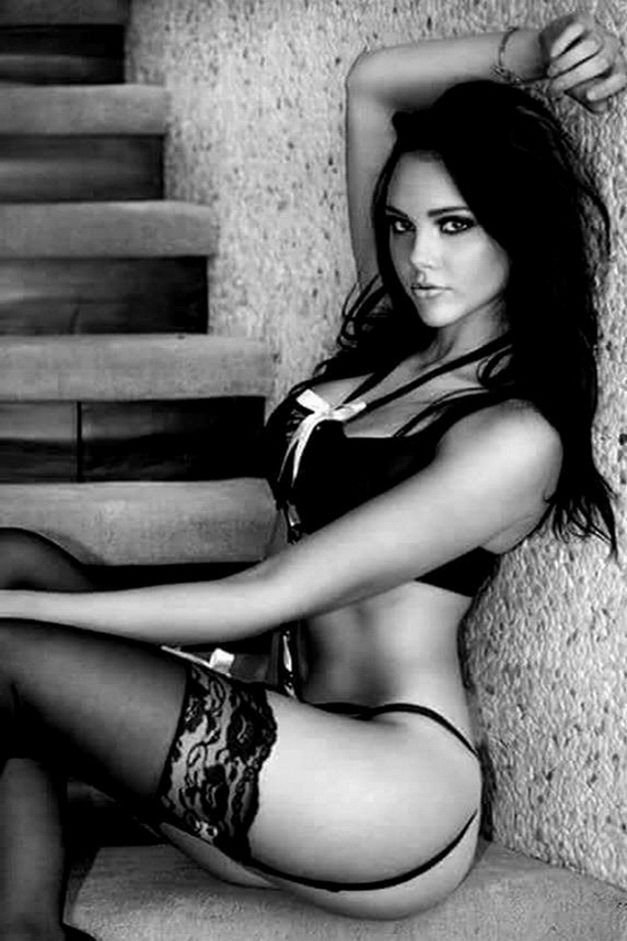 (67 Pics) Black and White Erotica Hot Fashion #nudes #horny #wet #sexting #boobs #ass #tits