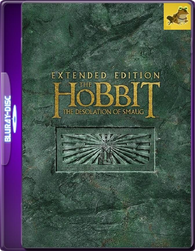 El Hobbit: La Desolación De Smaug (2013) Brrip 1080p (60 FPS) Latino / Inglés