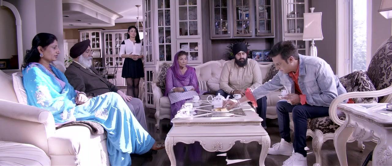 Jindua (2017) Punjabi 720p HDRip x264 AAC 5 1 ESubs-LHD