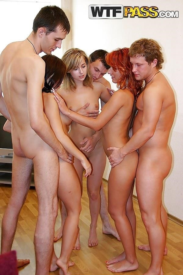 Party group orgy-1476