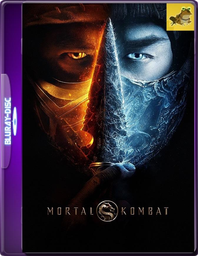 Mortal Kombat (2021) WEB-DL 1080p (60 FPS) Latino / Inglés
