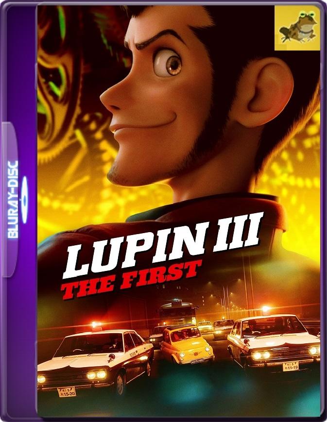 Lupin III: El Primero (2020) Brrip 1080p (60 FPS) Latino / Japonés