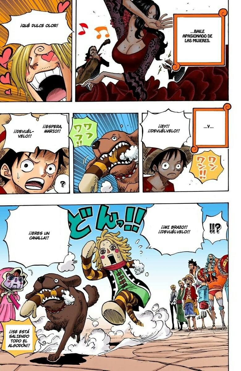 One Piece Manga 700-701 [Full Color] [Dressrosa] B95wRjvO_o