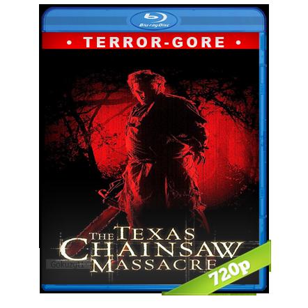 La Masacre De Texas 720p Lat-Cast-Ing 5.1 (2003)