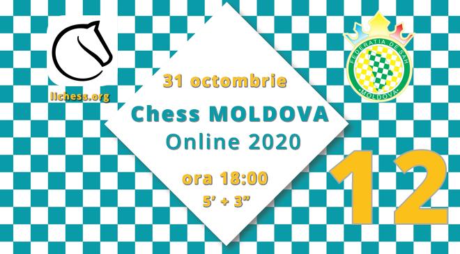 MOLDOVA Online 2020   Training 12