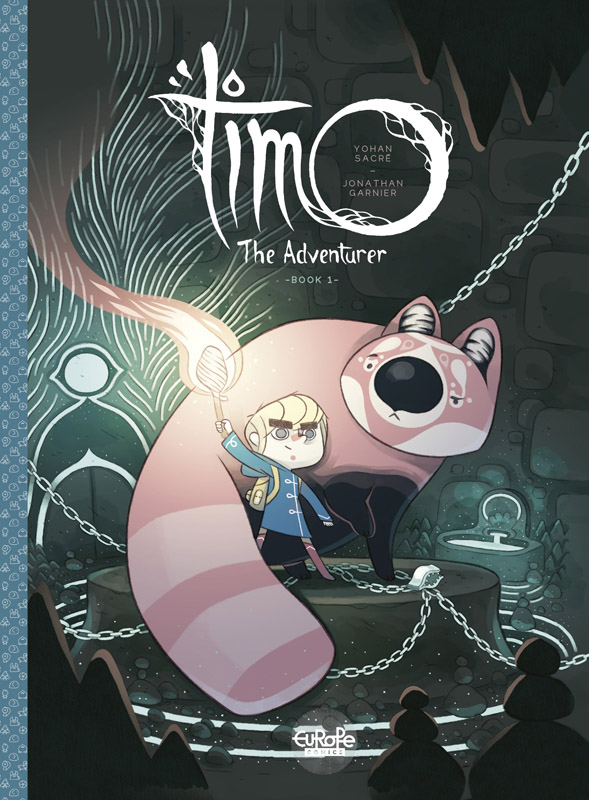 Timo the Adventurer 01 (2019)