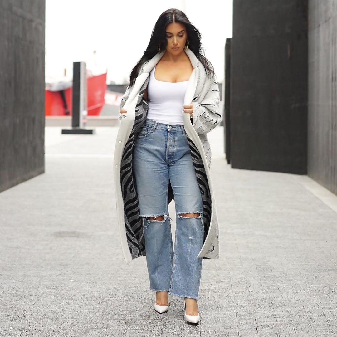 Molly Qerim Hot Pics, Street Style on Stylevore