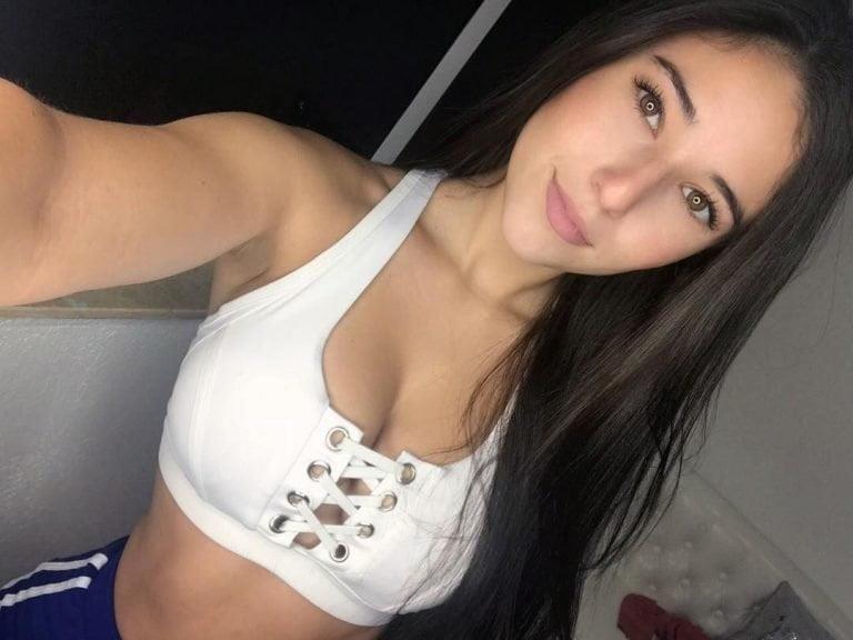Angie varona nude selfie-9209