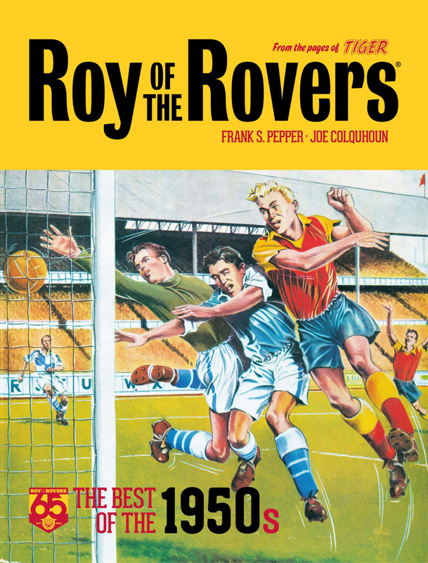 Roy of the Rovers - The Best of the 1950s (2019)