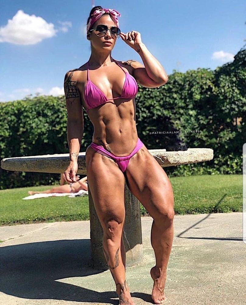 Muscle female bdsm-8842
