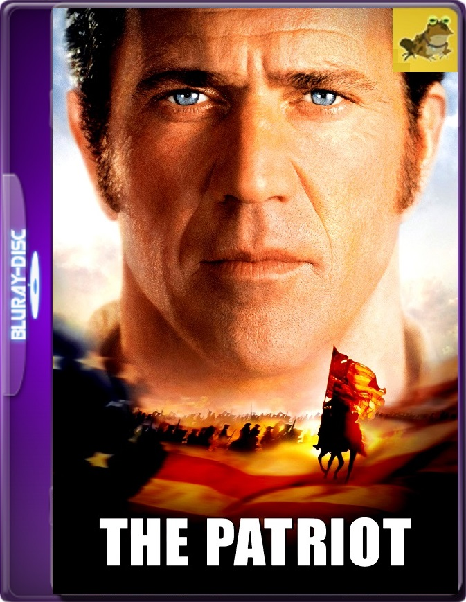 El Patriota (2000) Brrip 1080p (60 FPS) Latino / Inglés