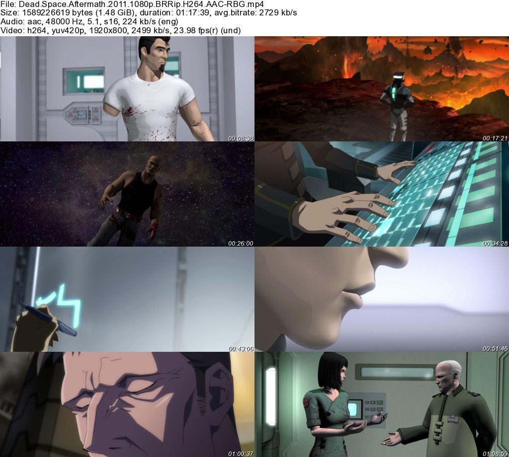 Download Rg Dead Space Aftermath 2011 1080p Brrip H264 Aac Rbg