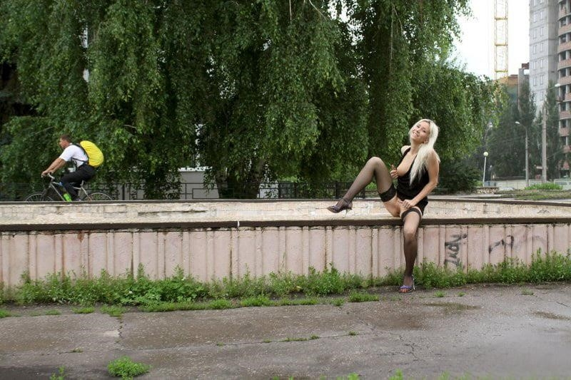 Russian blonde girl porn-5739