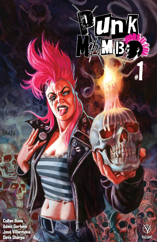 Punk Mambo #0-5 (2014-2019) Complete
