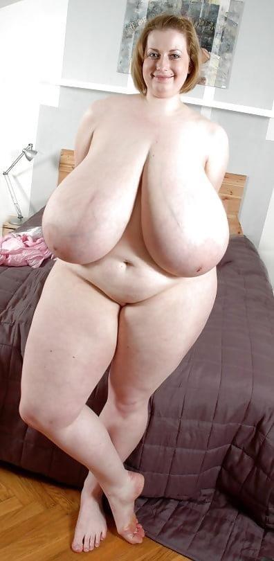 Huge natural tits and nipples-6826