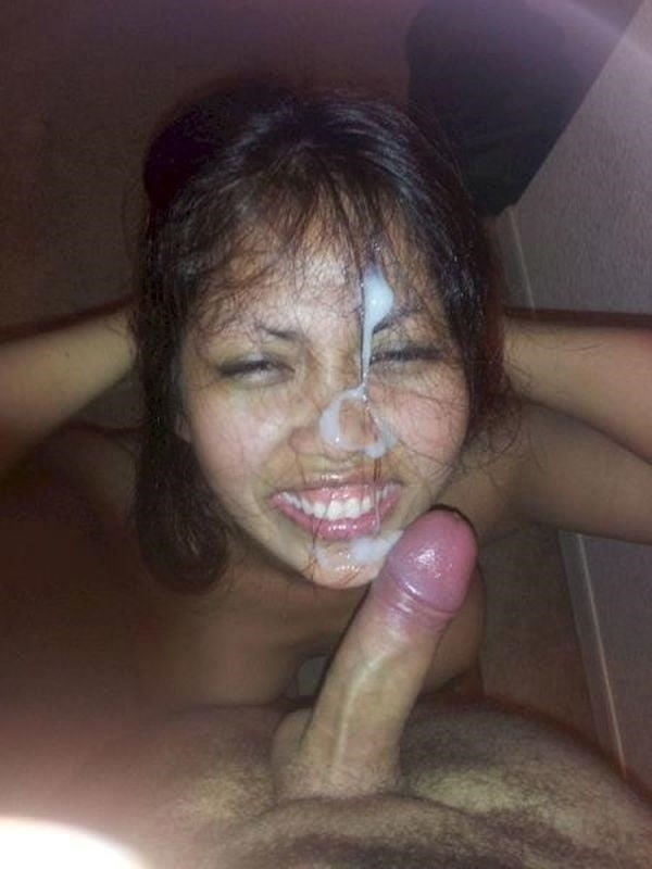 Pretty girl bukkake-9860