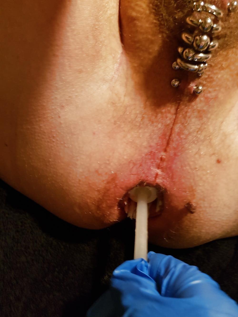 Bondage anal torture-1423