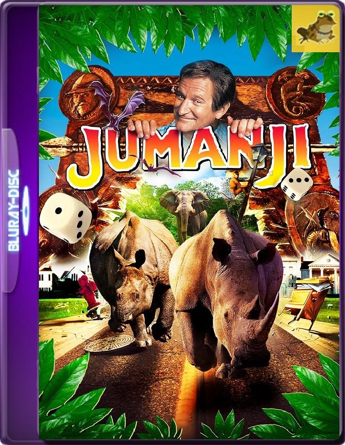 Jumanji (1995) Brrip 1080p (60 FPS) Latino / Inglés
