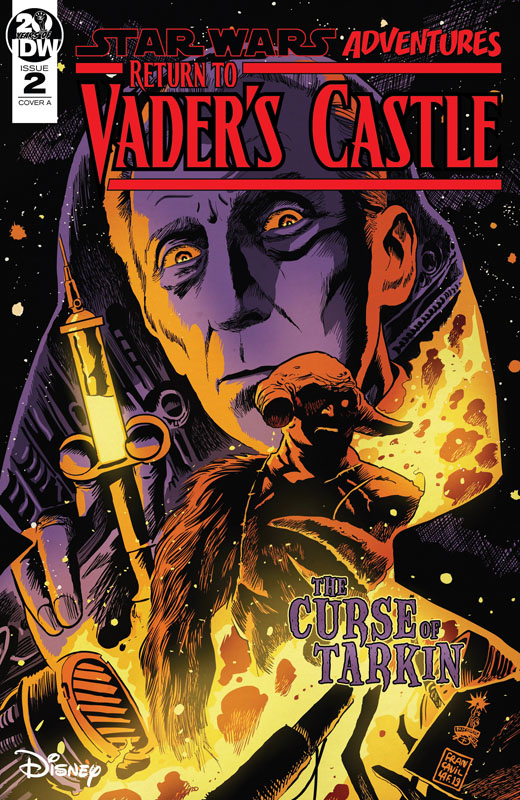 Star Wars Adventures - Return to Vader's Castle #1-3 (2019)