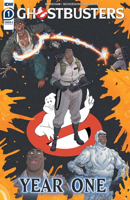 Ghostbusters - Year One 001 (2020)