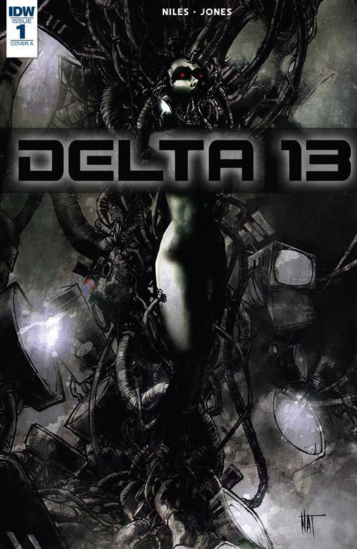 Delta 13 #1-4 (2018)
