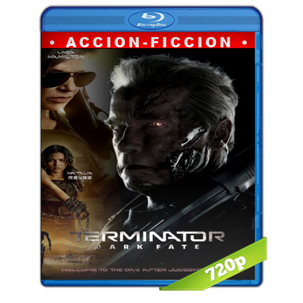 El Exterminador 6 Destino Oculto (2019) BRRip 720p Audio Trial Latino-Castellano-Ingles 5.1