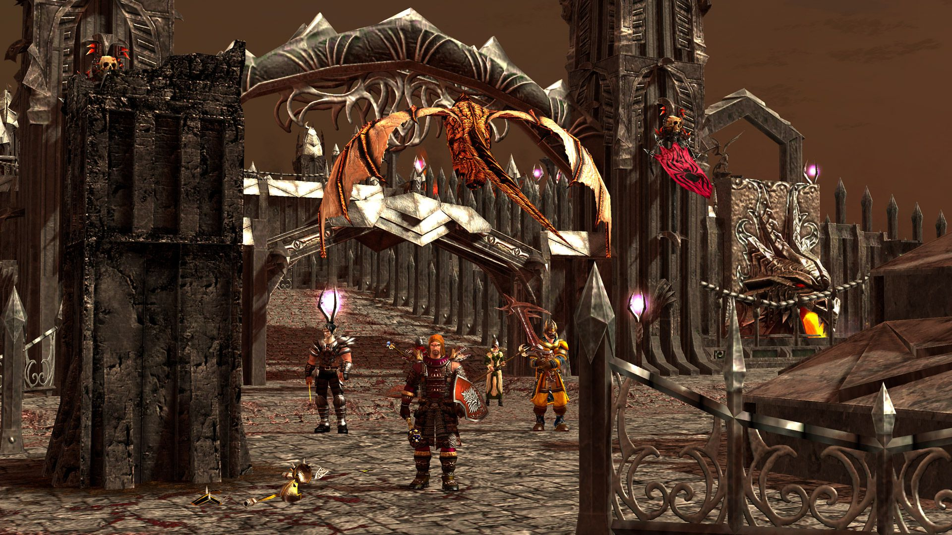 SpellForce 2: Demons of the Past Captura 3
