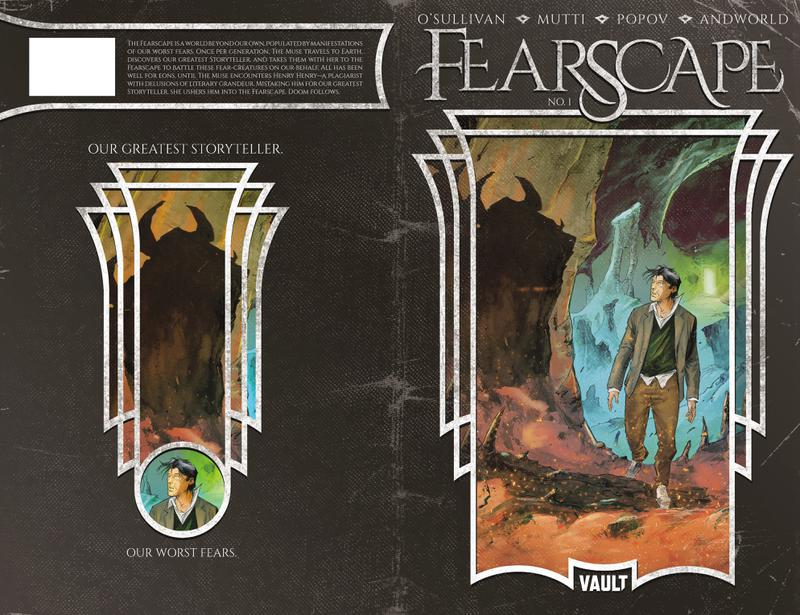 Fearscape #1-3 (2018)